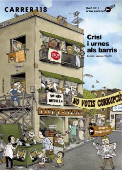 Crisi i urnes als barris