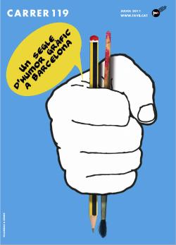 Un segle d'humor gràfic a Barcelona