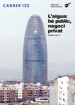 L'aigua: bé públic, negoci privat