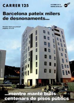 Milers de desnonaments i pisos públics buits