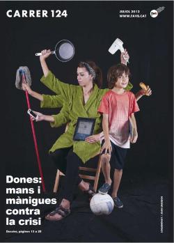 Dones: mans i mànigues contra la crisi