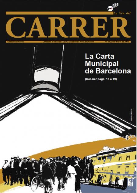 La Carta Municipal de Barcelona